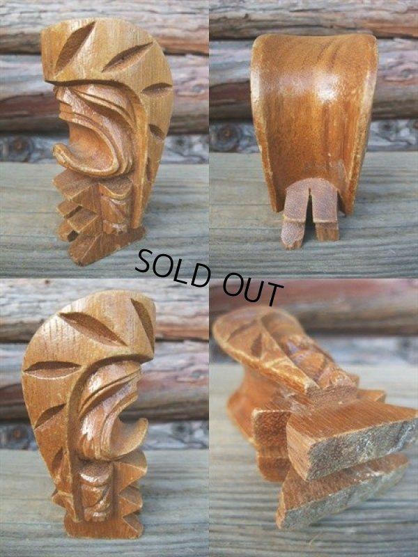画像2: TIKI / Wood Statue #1 (AC-936)
