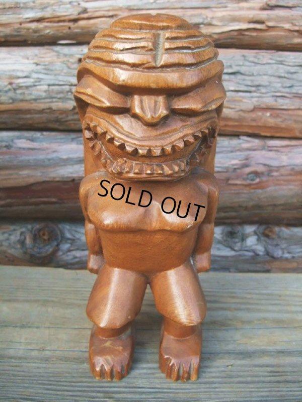 画像1: TIKI / Wood Statue #2 (AC-937)