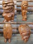 画像2: TIKI / Wood Statue #2 (AC-937) (2)