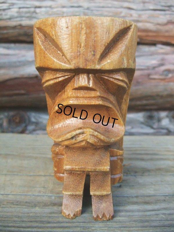 画像1: TIKI / Wood Statue #1 (AC-936)
