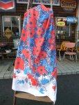 画像1: Vintage Fabric / Flower #24 (AC-956)  (1)