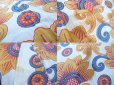 画像3: Vintage Fabric / Flower #21 (AC-954)  (3)