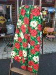 画像1: Vintage Fabric / Flower #18 (AC-952)  (1)