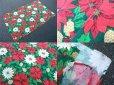 画像2: Vintage Fabric / Flower #18 (AC-952)  (2)