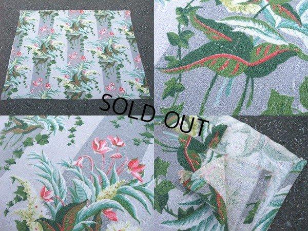 画像2: Vintage Fabric / Flower #19 (AC-953)