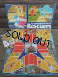 70s The Rescuers / Board Game (AC-1040)
