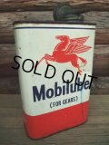 Mobil GX-90 Outboard Gear OIL CAN (AC-1145)