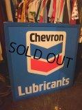 Chevron Gas Station / Light Sign (AC-1146)