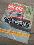 HOT ROD magazine/SEP 1968 (AC-1152)