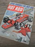 HOT ROD magazine/MAY 1968 (AC-1151)
