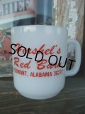 Glassbake Hershel's Red Born AD Mug (NR-324)