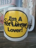 Glassbeke I'm A Hot Lemon Lover! Mug (NR-327)