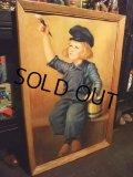 Vintage Advertising Poster Dutch Boy Paint (NK-236)