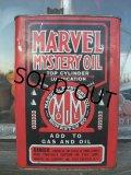 Vintage MARVEL MYSTERY 1GL Motor Gas/Oil  Can (NK-271)