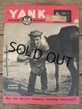 40s YANK The Army Weekly Magazine / Vo4,No4 (NK-339)