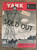 40s YANK The Army Weekly Magazine / Vo4,No17 (NK-343)