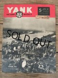 40s YANK The Army Weekly Magazine / No44 (NK-333)
