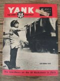 40s YANK The Army Weekly Magazine / No46 (NK-334)