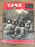 40s YANK The Army Weekly Magazine / Vo4,No6 (NK-341)