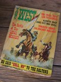 Vintage THE WEST Magazine / 1968 dec (NK-377)