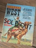 Vintage PIONEER WEST Magazine / 1967 Nov (NK-372)