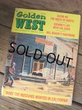 Vintage Golden WEST Magazine / 1967 May (NK-371)