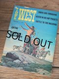 Vintage THE WEST Magazine / 1967 Aug (NK-376)