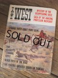 Vintage THE WEST Magazine / 1964 May (NK-370)