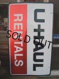 U HAUL RENTALS Sign (NK-383)