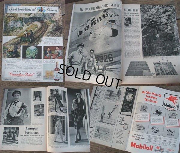 画像2: 50s Vintage LIFE Magazine / Sep 11,1950 (NK-451)