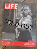 40s LIFE Magazine / Oct 11,1948 (NK-443)