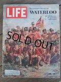 60s Vintage LIFE Magazine / Jun 11,1965 (NK-455)
