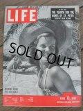 50s Vintage LIFE Magazine / Apr 10,1950 (NK-450)