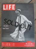 40s Vintage LIFE Magazine / May 23,1949 (NK-446)