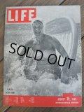 40s Vintage LIFE Magazine / Aug 15,1949 (NK-448)