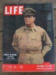 画像1: 50s Vintage LIFE Magazine / Sep 11,1950 (NK-451)  (1)