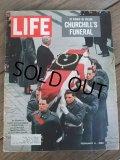 60s Vintage LIFE Magazine / Feb 5,1965 (NK-453)