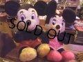 Vintage Mickey&Minnie Plush Doll Set (NK-443)