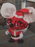Vintage Santa Mouse (NK487)