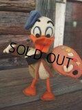 Vintage Donald Duck Painter (NK-486)