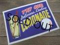 SALE!! Vintage LEMONADE AD Poster Sign (NK562)