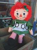 Raggedy Anne&Andy / Rug Doll - Xmas (NK628)