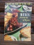 画像1: 50s Vintage Recip Book #32 (NK-665) (1)