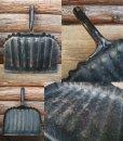 画像2: Vintage Metal Dust Pan #B (NK749) (2)