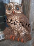 Vintage OWL Wall Decor (NK755)
