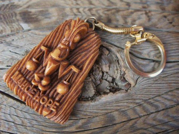画像1: TIKI Keychain Coco Joe #D (NK824)