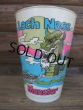 70s Vintage Seven-Eleven Monster Cup LOCH NESS (NK883)
