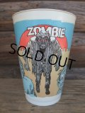 70s Vintage Seven-Eleven Monster Cup ZOMBIE (NK878)