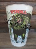 70s Vintage Seven-Eleven Monster Cup TROLL (NK882)