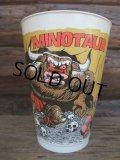 70s Vintage Seven-Eleven Monster Cup MINOTAUR (NK887)